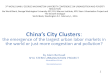 China's City Clusters: