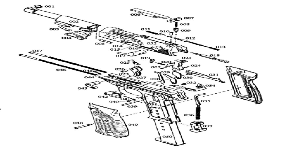 Mauser Parts