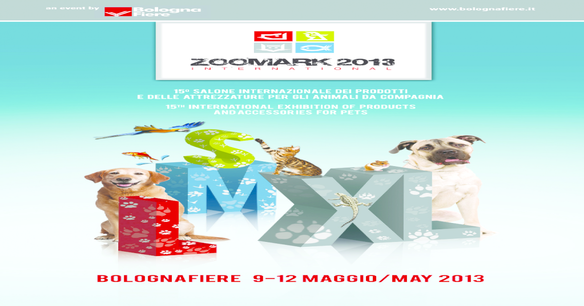 International Show Zoomark 2013 Guide 29HIED