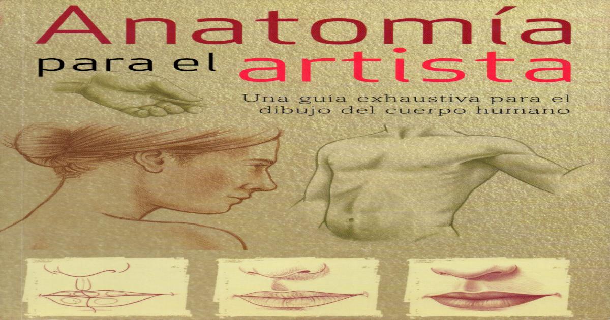 Daniel Carter) Anatomia Para El Artista