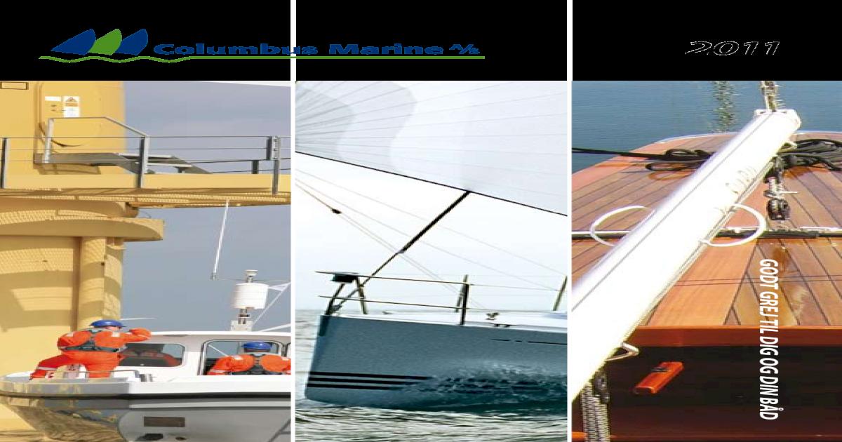 27e6c8f9f993 columbus marine katalog