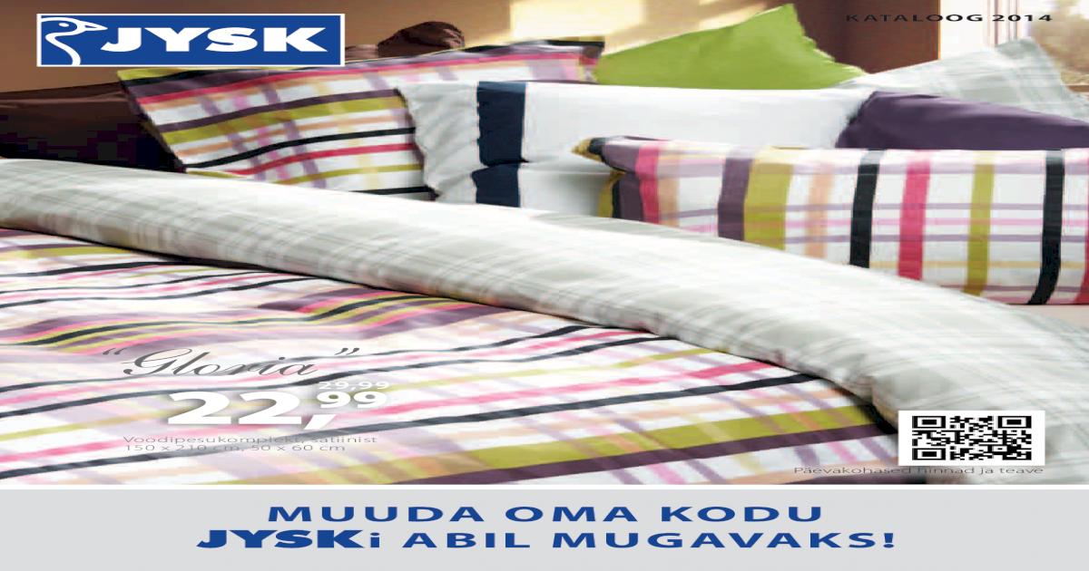 e5154311097 JYSK catalogue 2014/15 Estonia