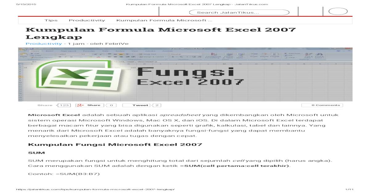 Panduan Excel 2007.pdf