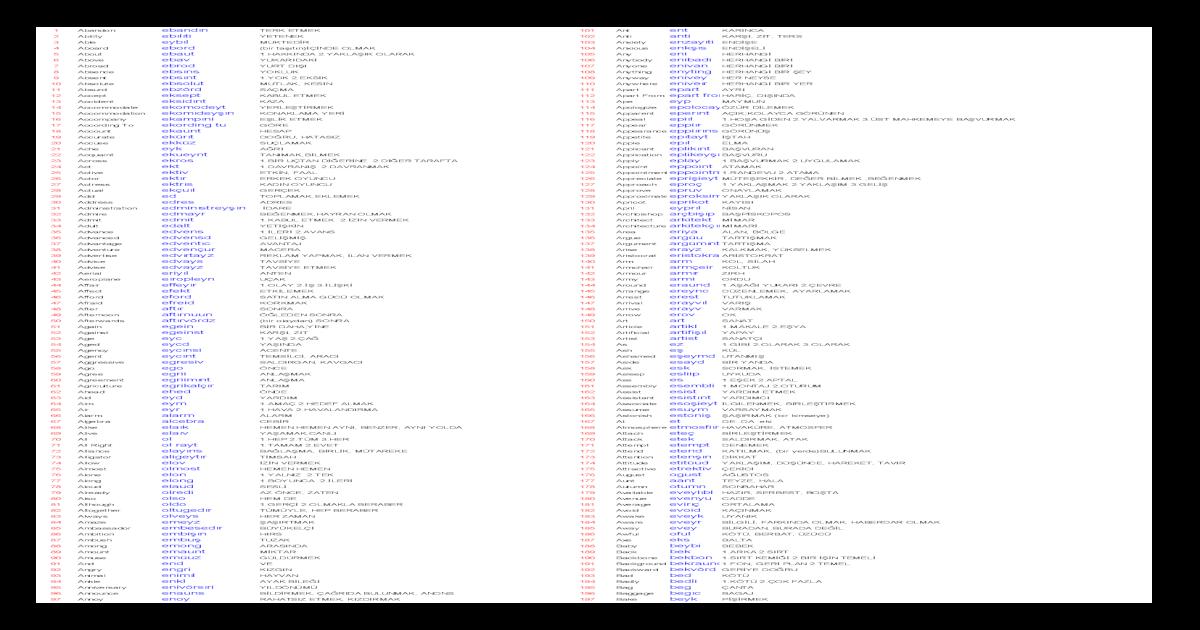 kpds ve uds icin 2500 onemli kelime rh dokumen tips