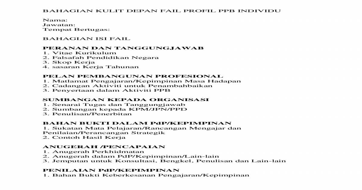 Bahagian kulit depan fail profil ppb individu 563db9c4550346aa9a9fbbbcg altavistaventures Choice Image