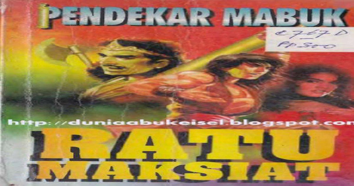 Download Ebook Pendekar Mabuk Pdf