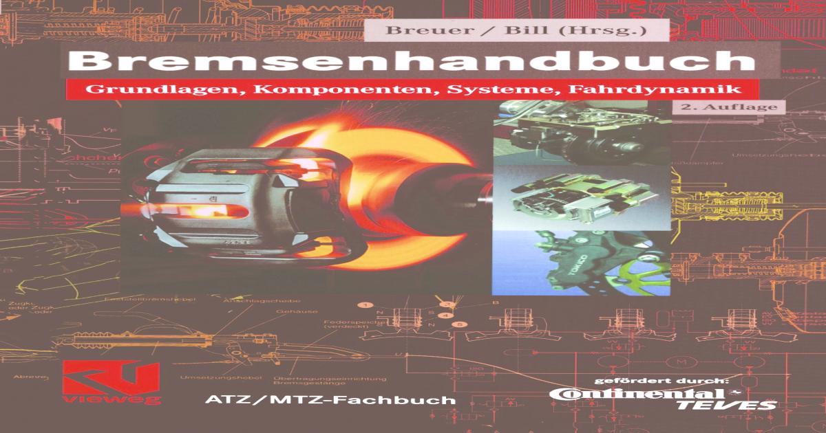 Bremsenhandbuch ||