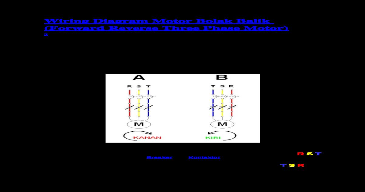 Wiring Diagram Artinya Wiring Diagram Reference