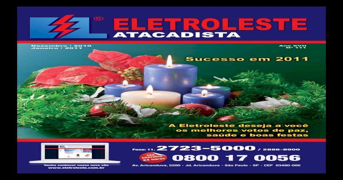 Revista Eletroleste N 111 022d7034f9