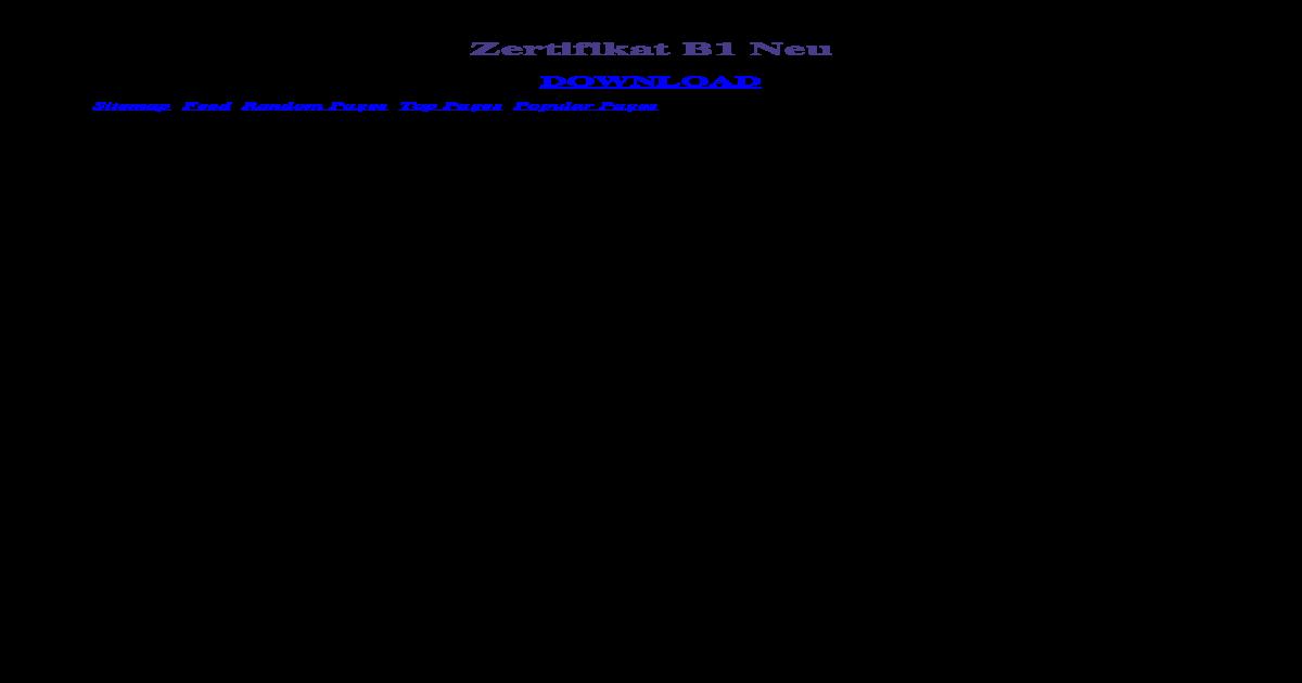 Zertifikat B1 Neu Fuers Zertifikat B1 Neu Libro 2cd Fit Fuers