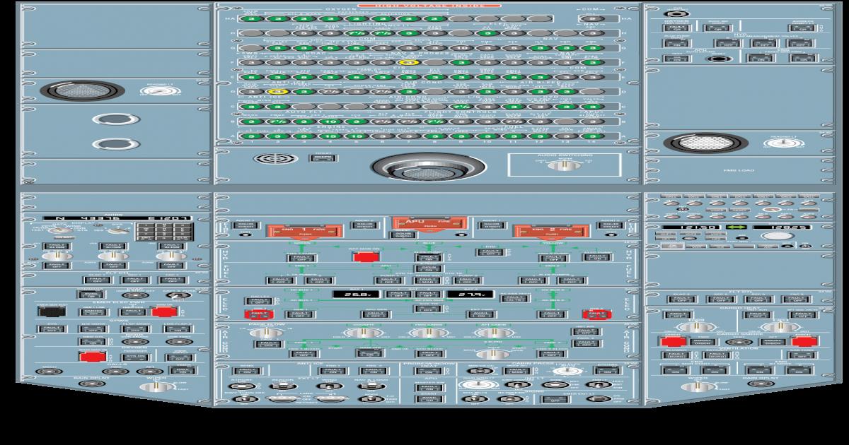 A320 Front Panel Pdf
