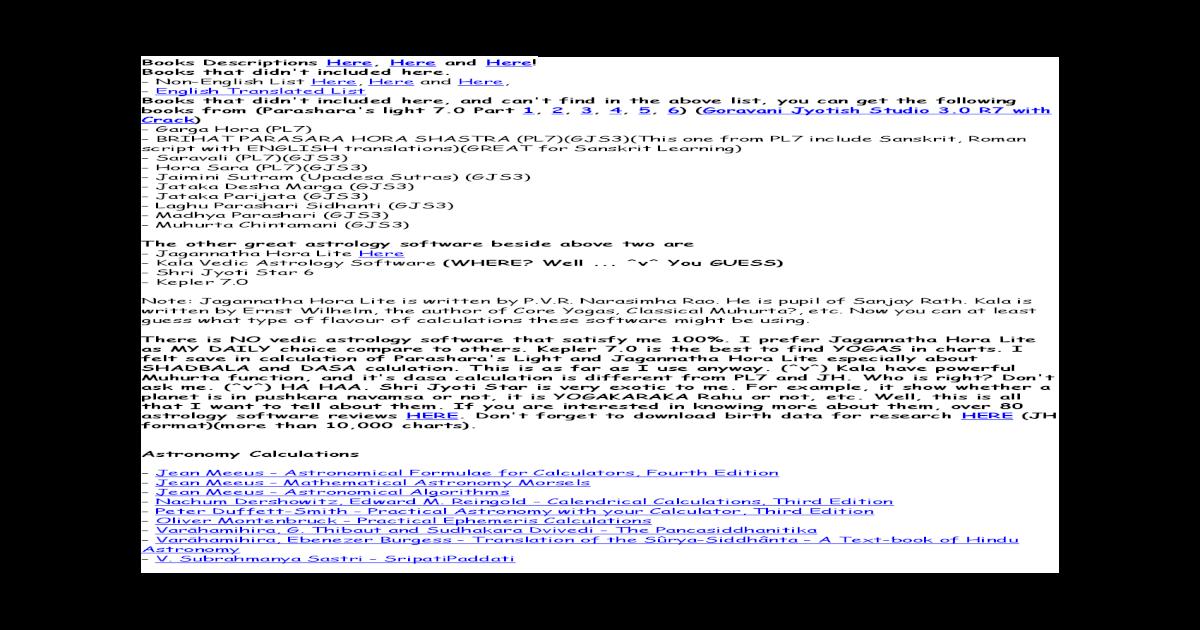 19686589 Indian Hindu Vedic Astronomy Astrology Palmistry