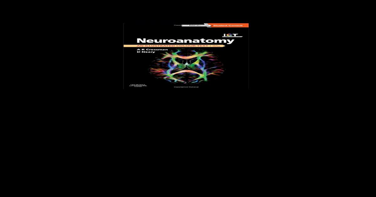 Crossman And Neary Neuroanatomy Pdf