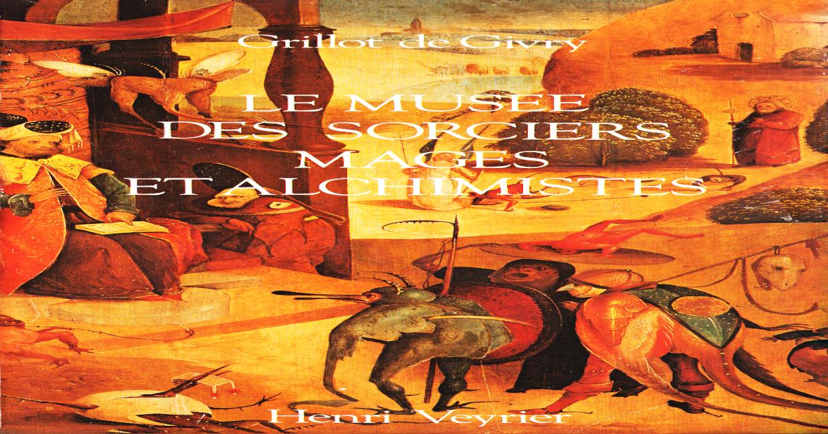 Muse Et Des Le pdf SorciersMages Alchimistes zUMVqSpG