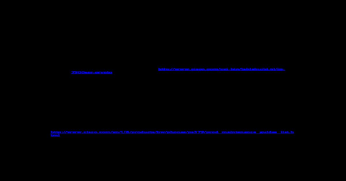 Cisco 792xG USB Installation Program for Windows 792xG USB