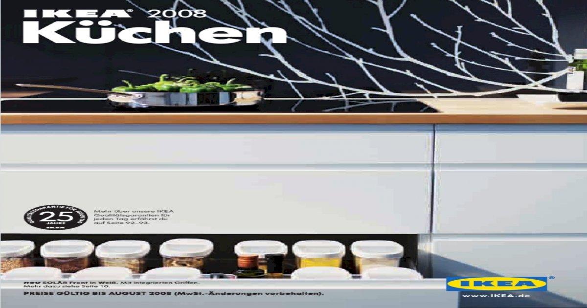 Ikea kuchen