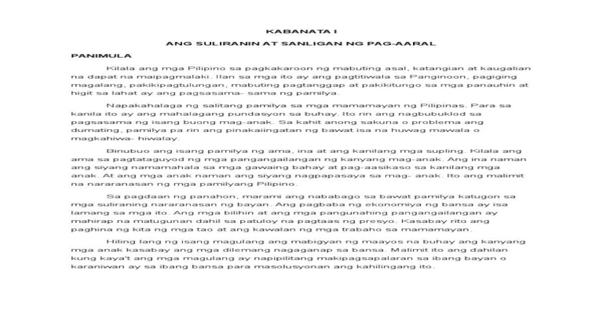 thesis sa filipino tungkol sa ofw