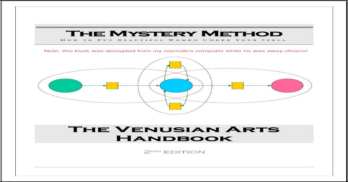 Venusian Arts Pdf