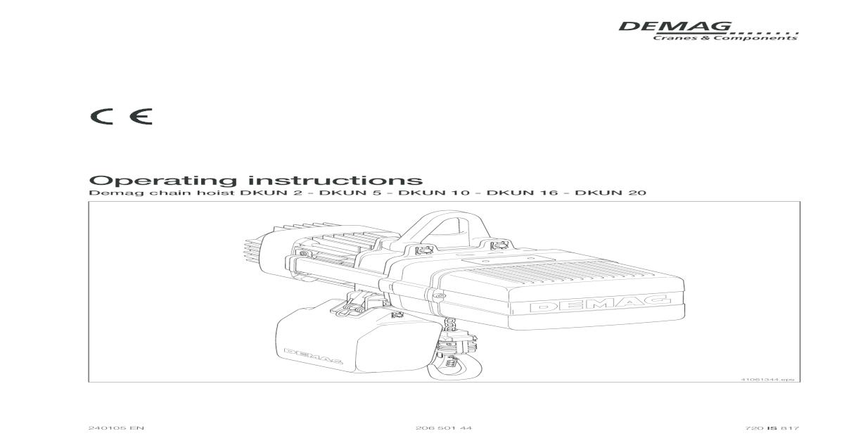 Demag Dkun Hoist Wiring Diagram - Wiring Diagram Update on coffing hoist wiring diagram, demag hoist wiring diagram, detroit hoist wiring diagram, stahl hoist wiring diagram, cm hoist wiring diagram, yale hoist wiring diagram,