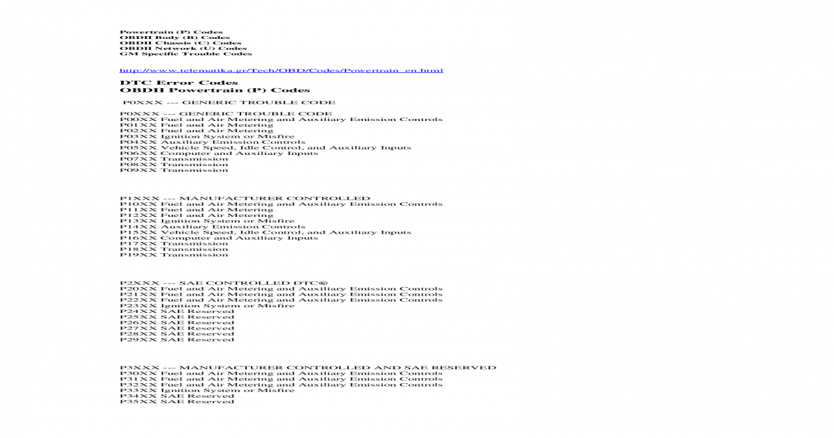 Kubota code p2293 | LDV Fault Codes  2019-04-14