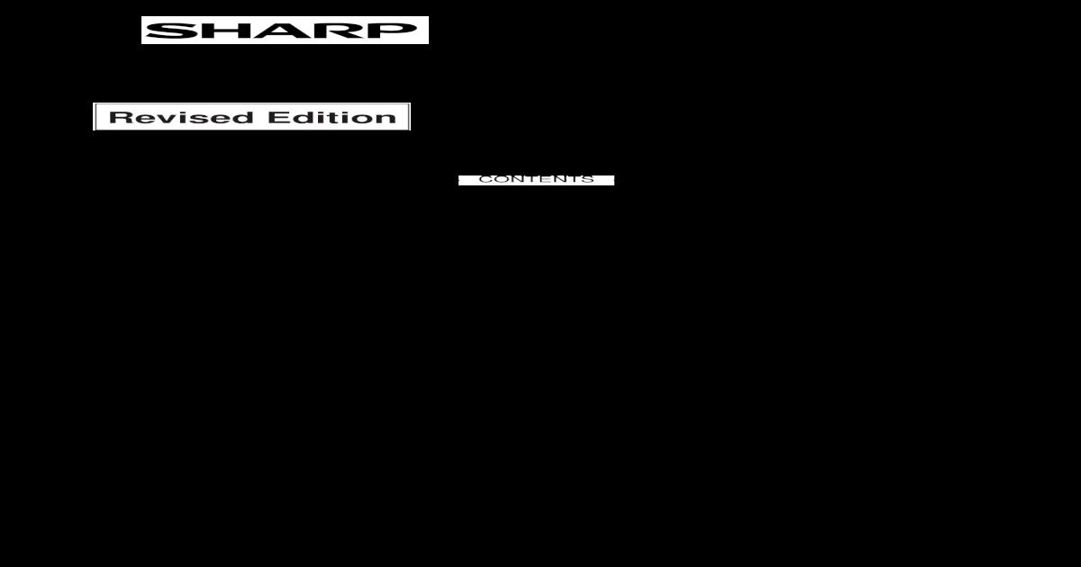 sharp mx 3500n mx 4500n mx 3501n mx 4501n service manual