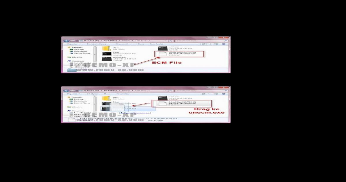 ecm to bin converter mac