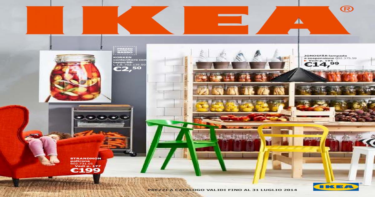Ikea catalogo 2014