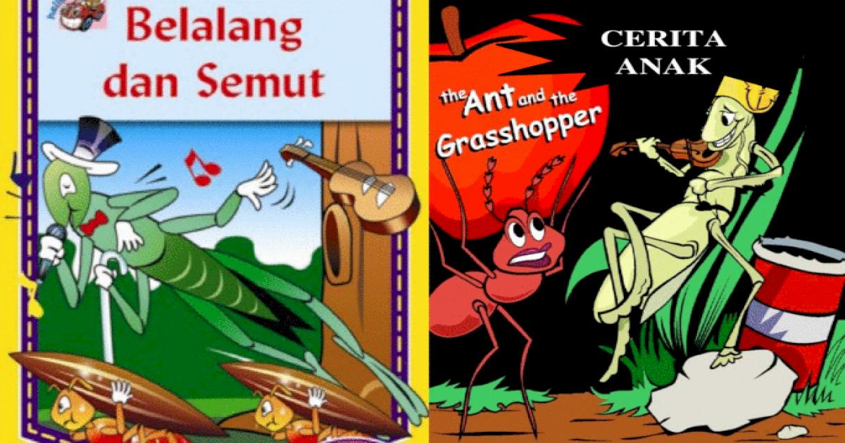 Cerita Anak Semut Belalang
