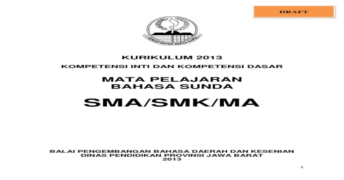 04 Kikd Basa Sunda Sma Smk Ma 2013