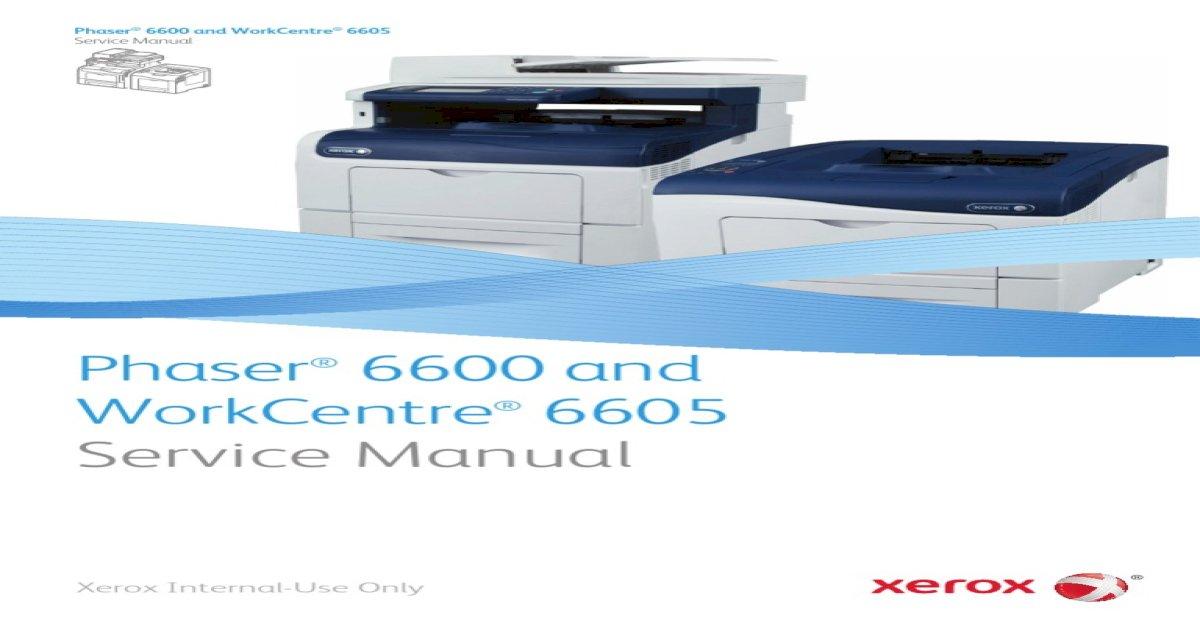 xerox 3220 service manual