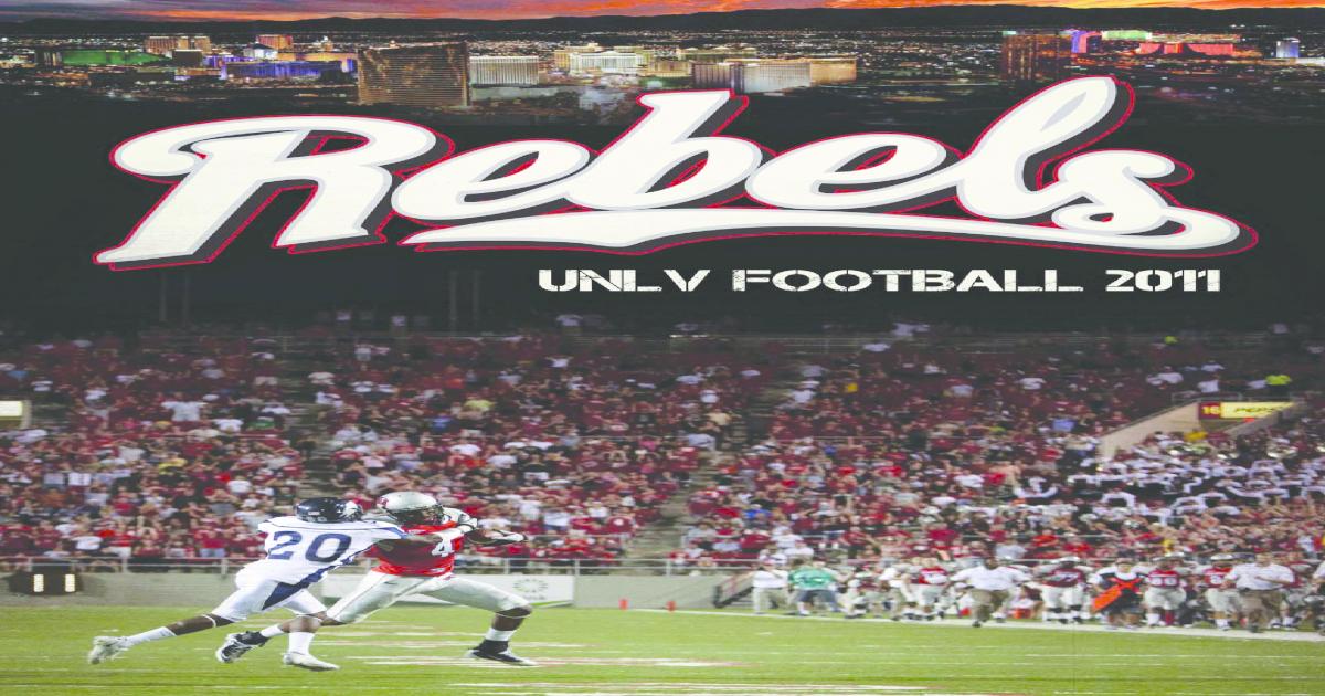 c7daea7d0 2011 UNLV Football Media Guide