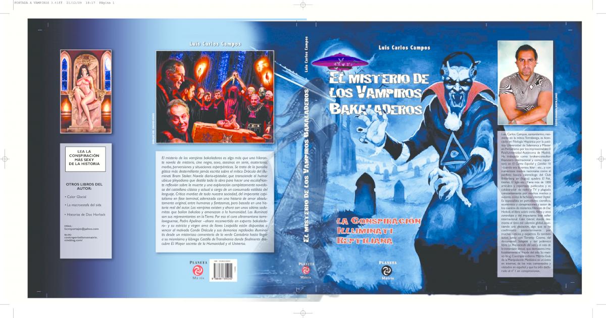 Resultado de imagen de el misterio de los vampiros bakaladeros