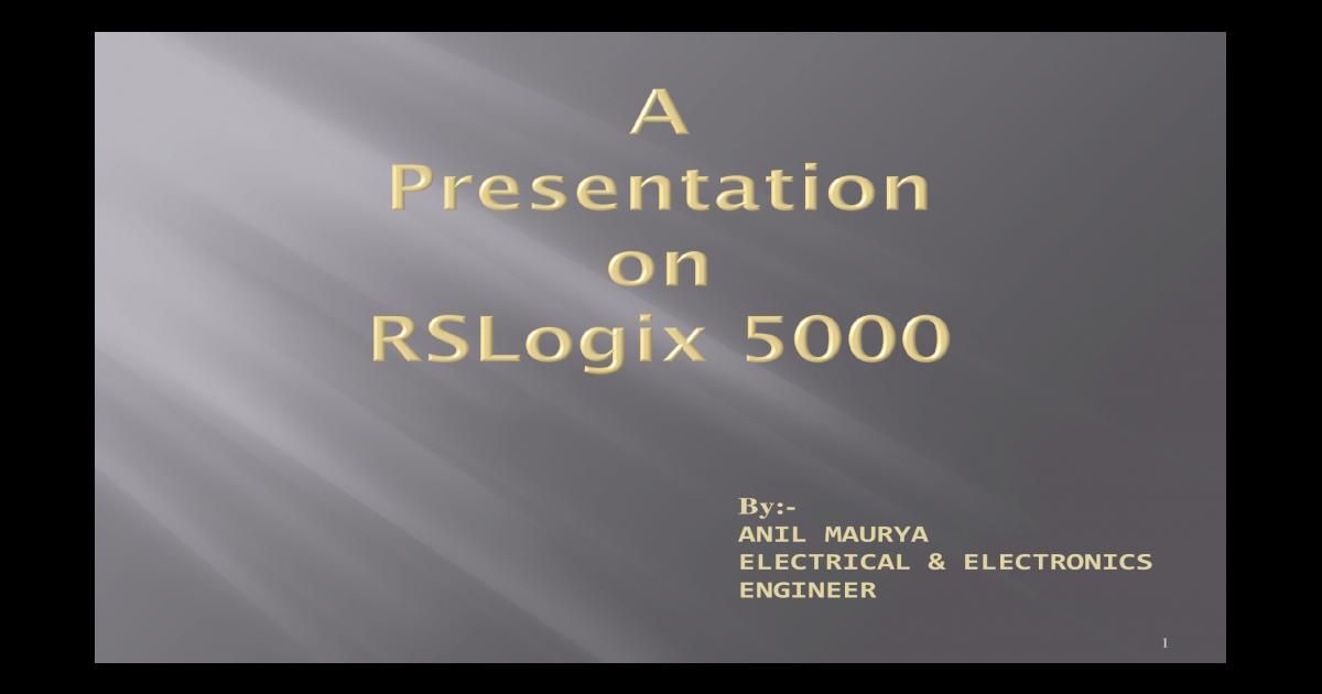 Studio 5000 Logix Emulate V31