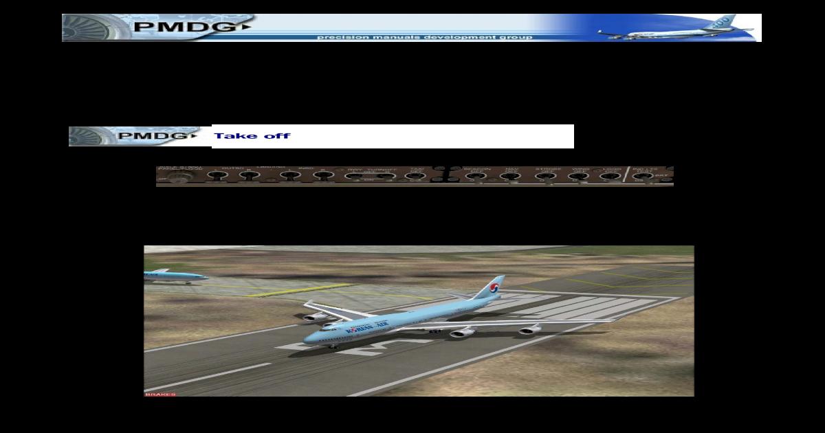 PMDG 747-400 Queen of skies Tutorial # PMDG 747-400 Queen of