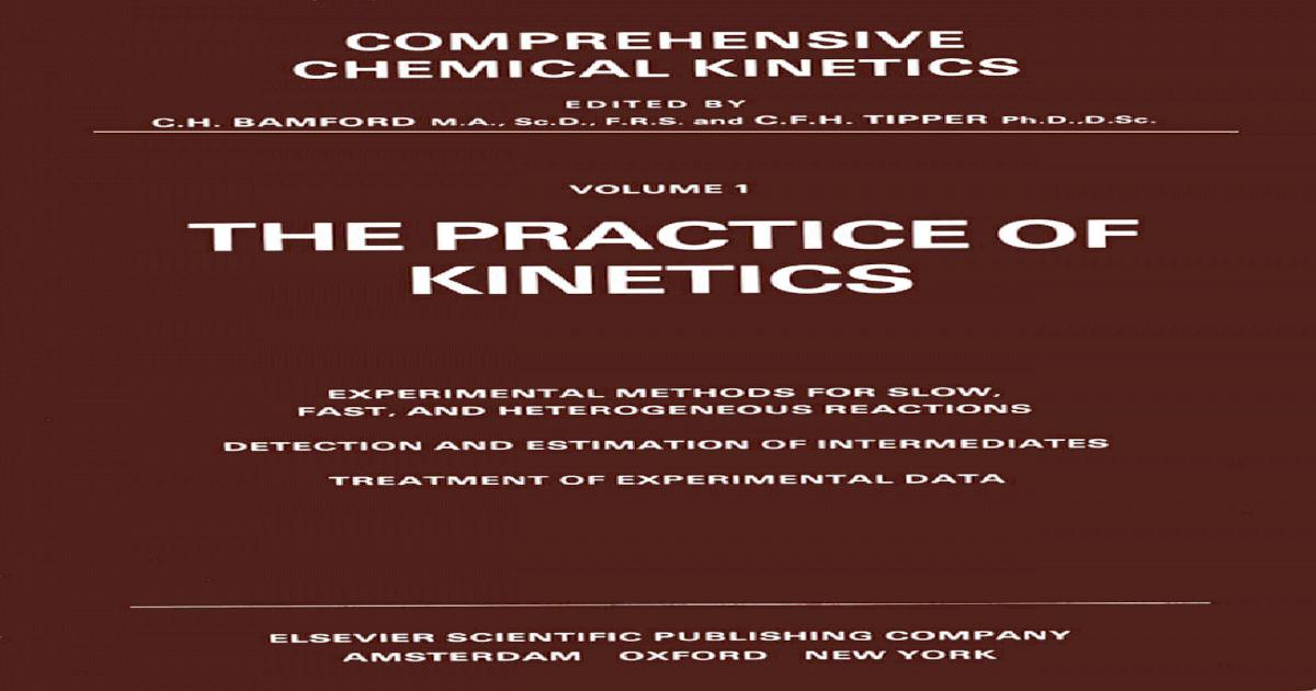 68ca5c6805 Practice of Kinetics