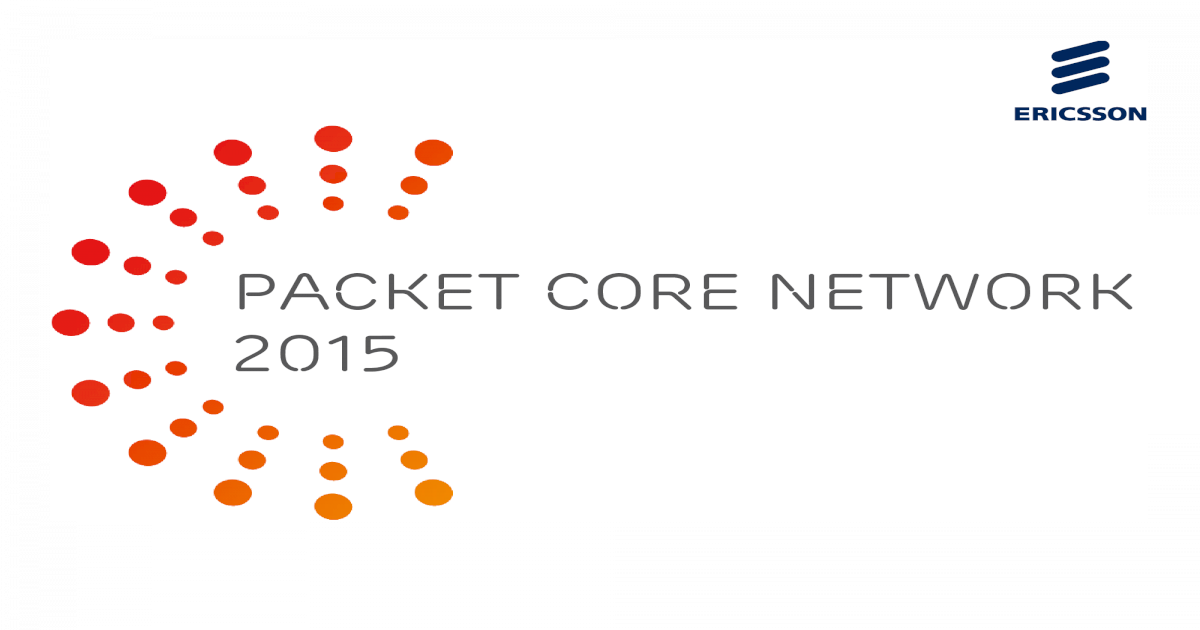 Packet Core Network 2015