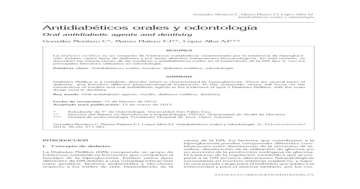 butazolidina en el tratamiento de la diabetes