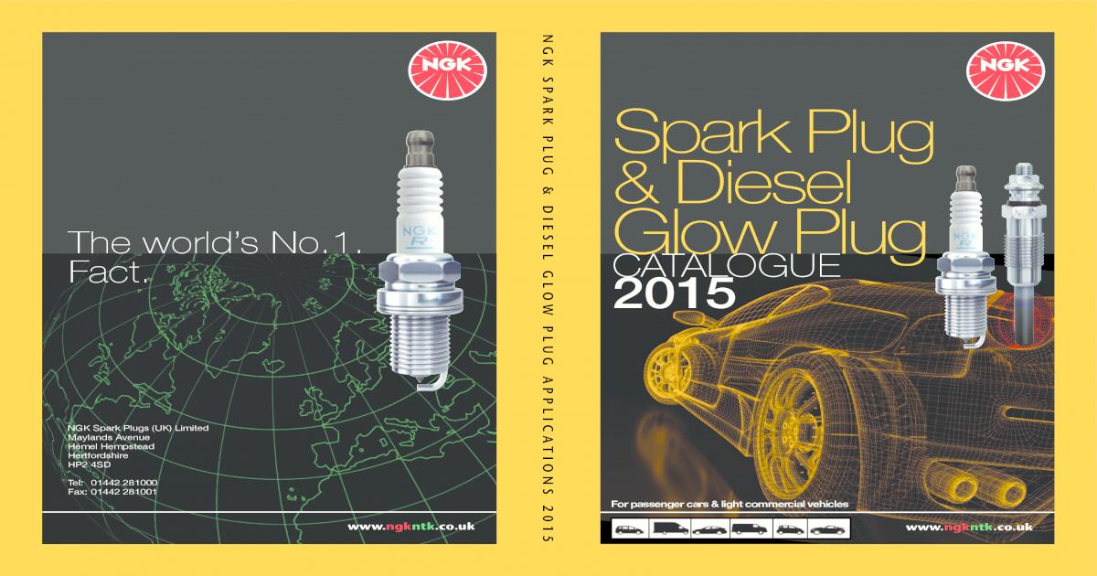 NGK Spark Plugs BKR7E 6097 x4 pour CATERHAM Seven 1.8 L