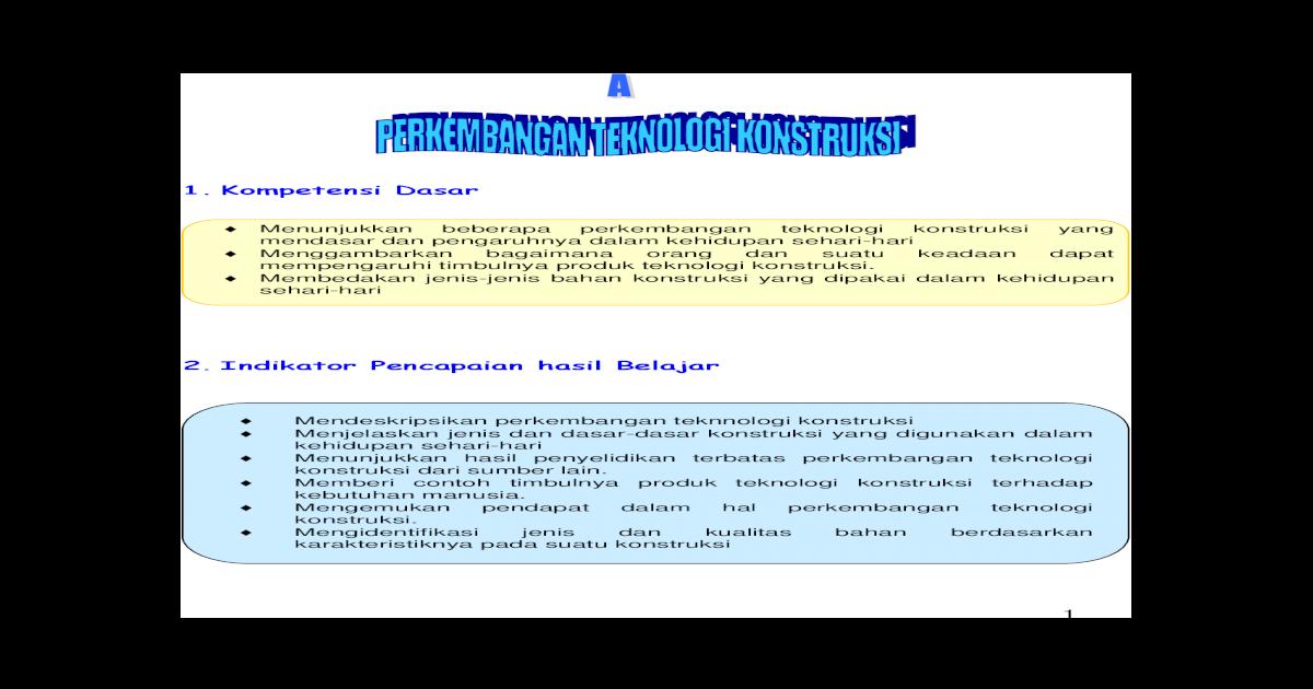 1. Kompetensi Dasar - ICT Blog dan kerikil ditambah air ... pola ... 59e1718b0e
