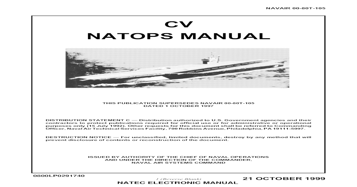 Navair 00-80t-109 Ebook