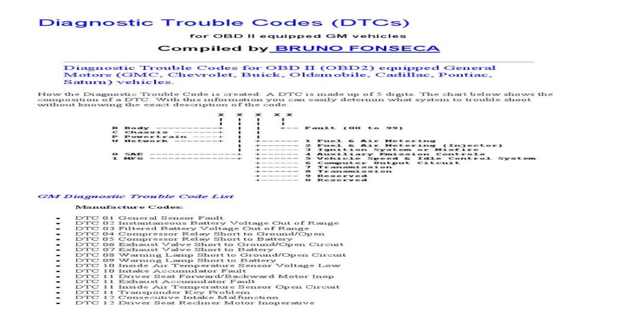 p0385 code cadillac