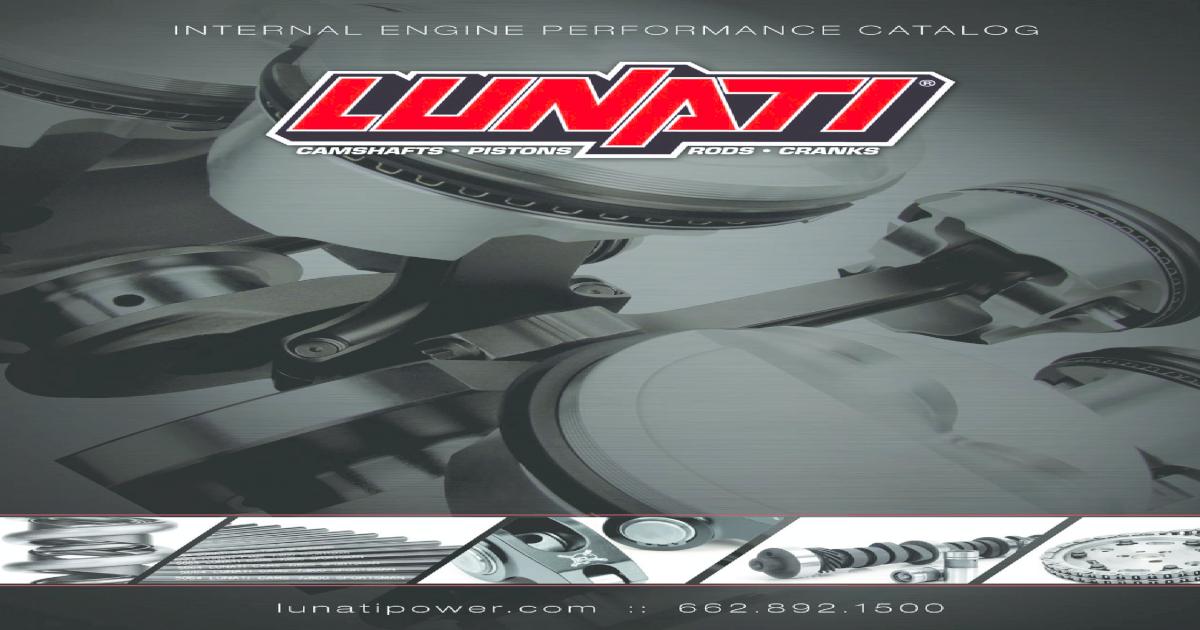 Lunati 5090-16 Push Rod