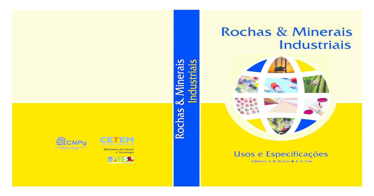 6f10ee694 Livro Rochas e Min. Ind. 1a