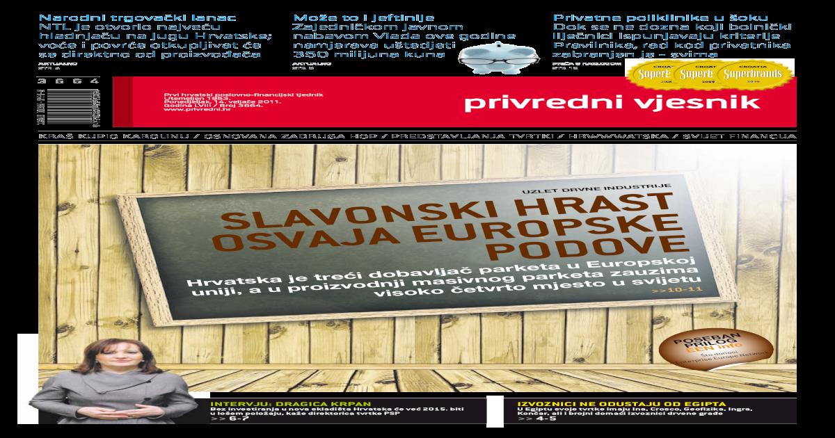 Potrebno je upoznati i kontinentalni dio Hrvatske, koji sve više.