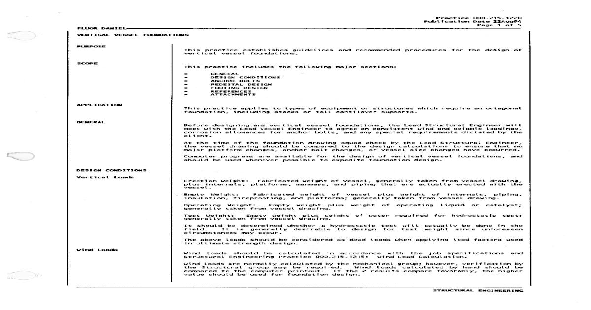 000 215 1220 - Vertical Vessel Foundations pdf