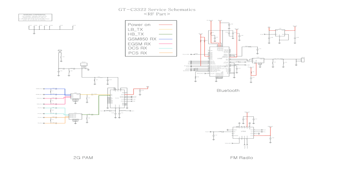 samsung c3322 schematic diagram download