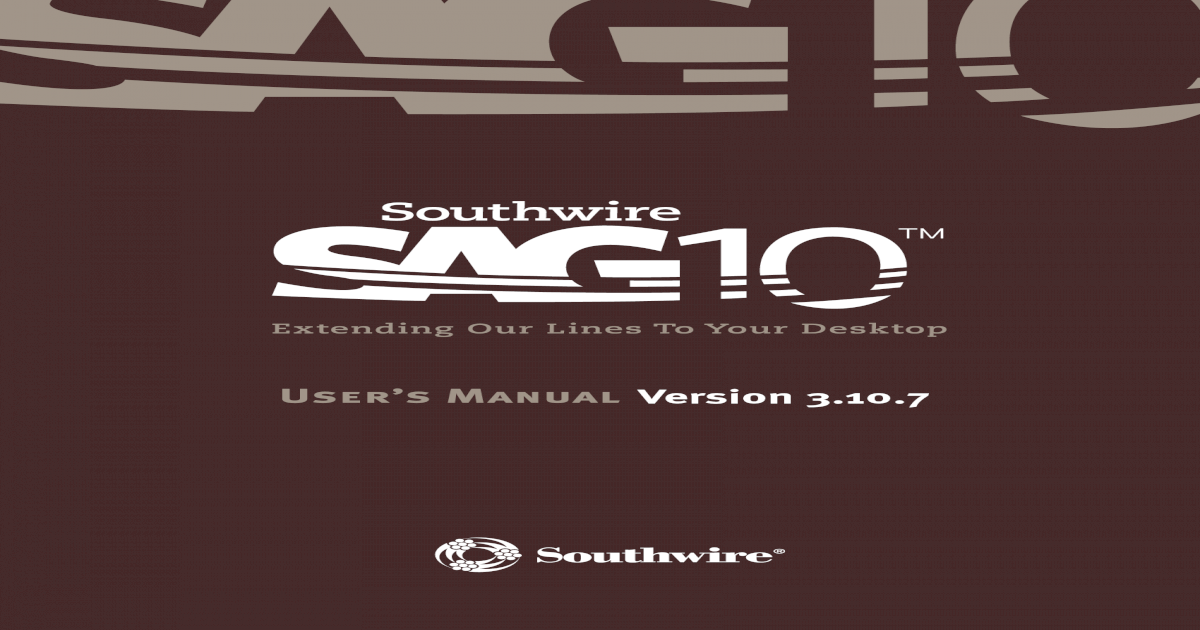 Southwire Overhead Conductor Manual Pdf
