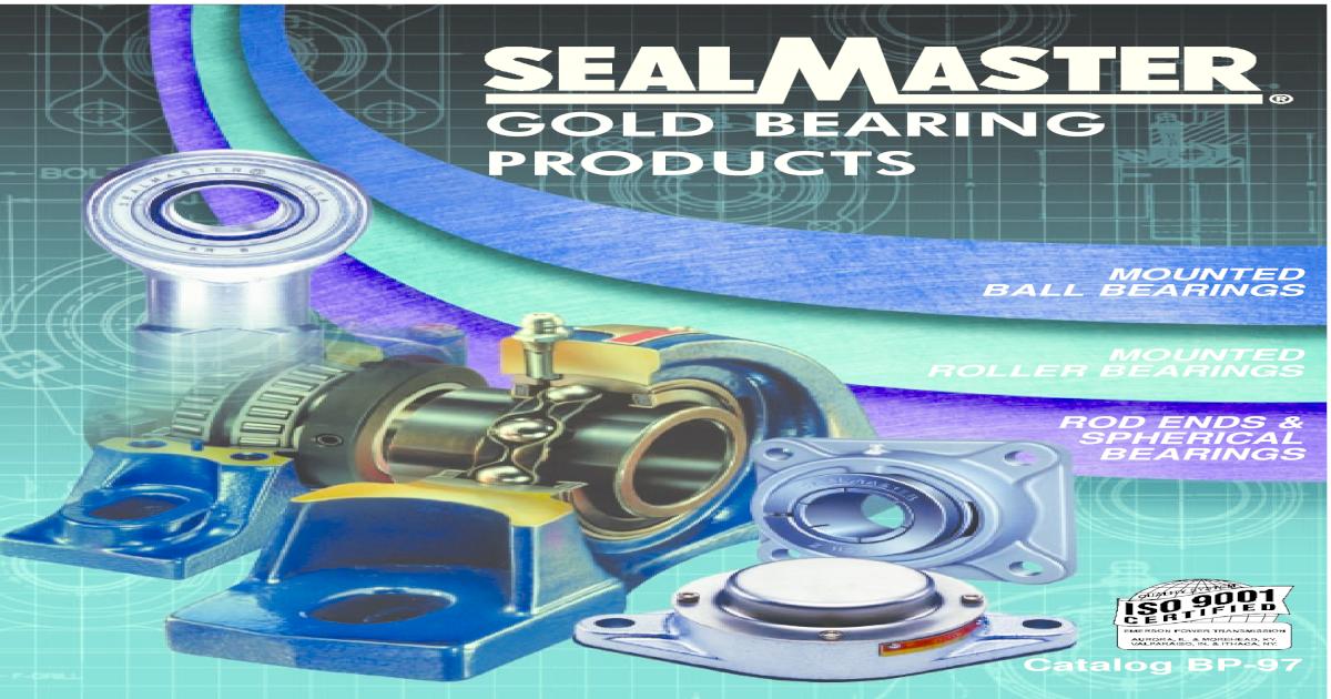 Felt Seals 3//4 Thread Length Setscrew Locking Collar Sealmaster SCHB-20 Screw Conveyor Type Hanger Bearing 1-1//4 Bore