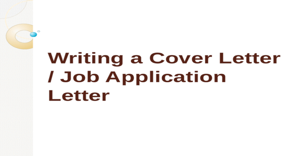Writing A Cover Letter Job Application Letter Cover Letter Job Application Letter Similar To Sales Letter Emphasize What You Can Do For The Company