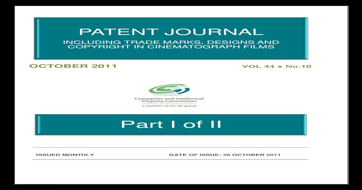 E Journal October 2011 Part 1 9c6abfffdf5b6